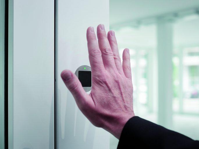 handvenen-scanner